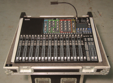 Soundcraft Si Performer 2 Digital Mixer (Used, ex-hire)